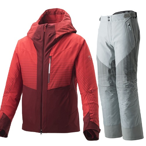 [18/19] INLULATED JACKET + INSULATED PANTS