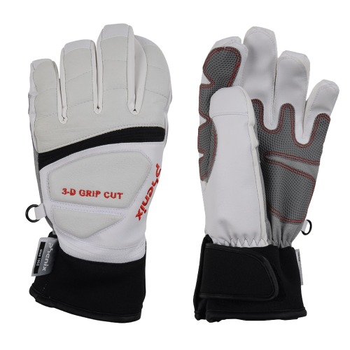 [18/19] FOMULA JR GLOVE WHITE (PS8G8GL80)