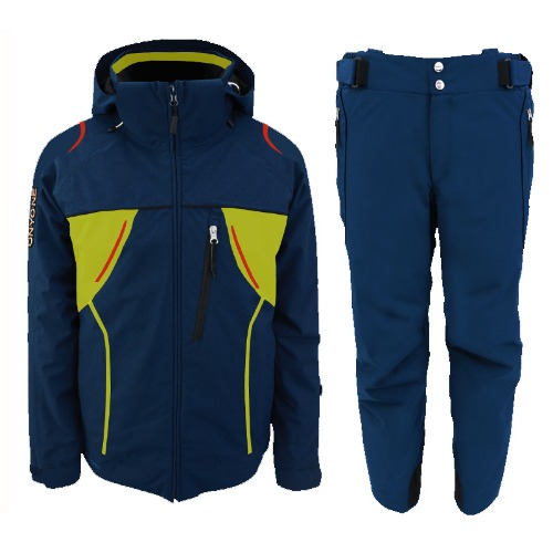 [18/19] MEN'S TEAM JACKET NAVY ONJ 91550 + PANTS NAVY ONP91551
