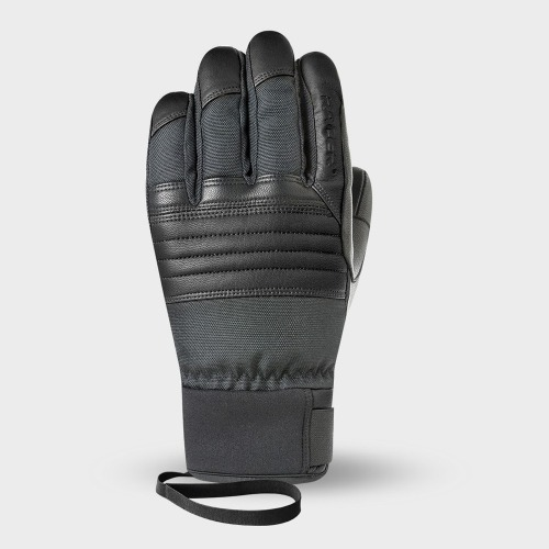 [18/19] MOUNTAINEER GLOVES BLACK/BLACK