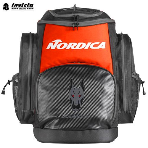 [20/21] NORDICA / RACE XL GEAR PACK DOBERMANN (BLACK/RED)